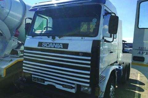 Scania 143E 450 6x4 T/T- Truck
