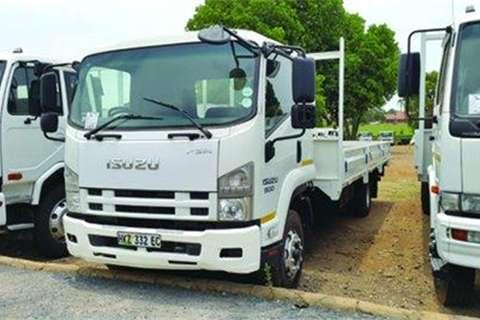 Isuzu FTR850 Truck-Tractor for sale