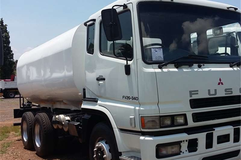 Fuso Water tanker Fuso FV26-340 Water Tanke Truck for sale