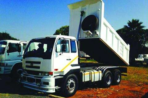 Nissan UD440 10m3 Tipper Truck for sale