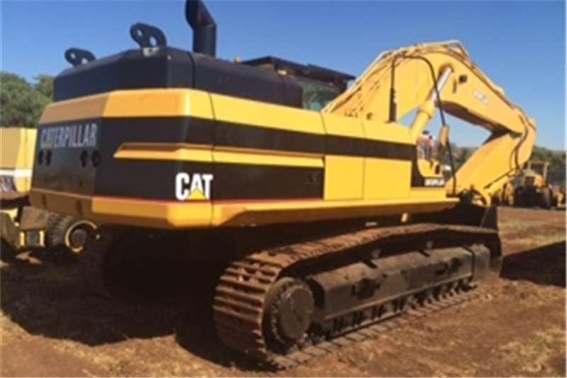 Caterpillar 345B, 45TON EXCAVATOR Excavators