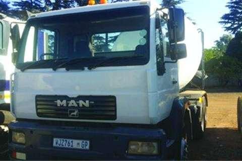 MAN 26-280- Truck