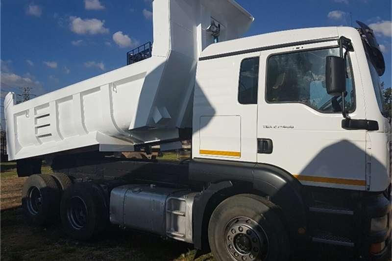 MAN Tipper MAN TGA 400 Truck