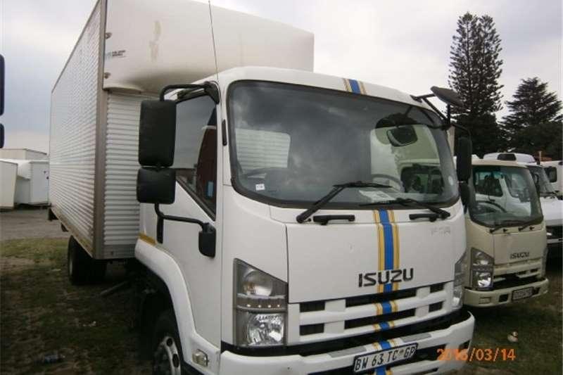 Isuzu Dropside FSR800 Truck