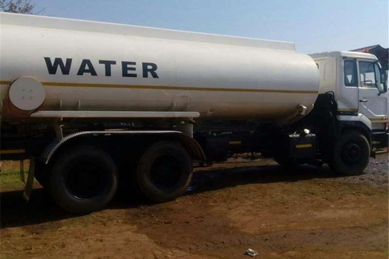 Nissan Water tanker CW 350 - 18 000 lt Truck