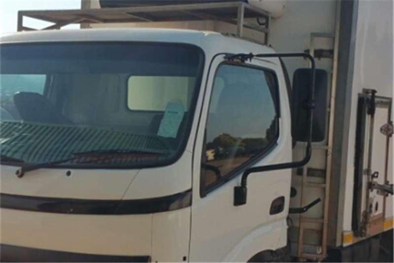 Toyota Compactor Insulated fridge unit Dyna 4 Ton Truck