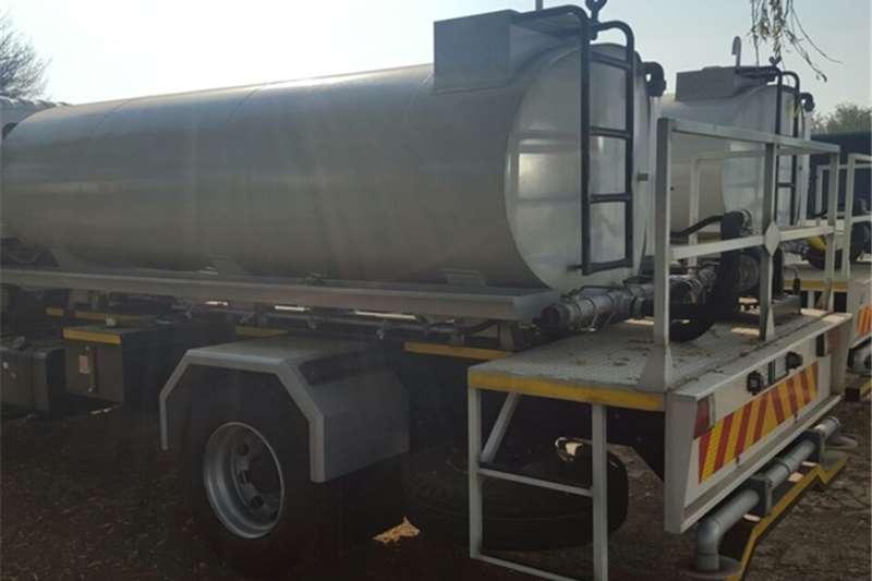 Isuzu Water tanker FTR 850 7000L Water Tank Truck
