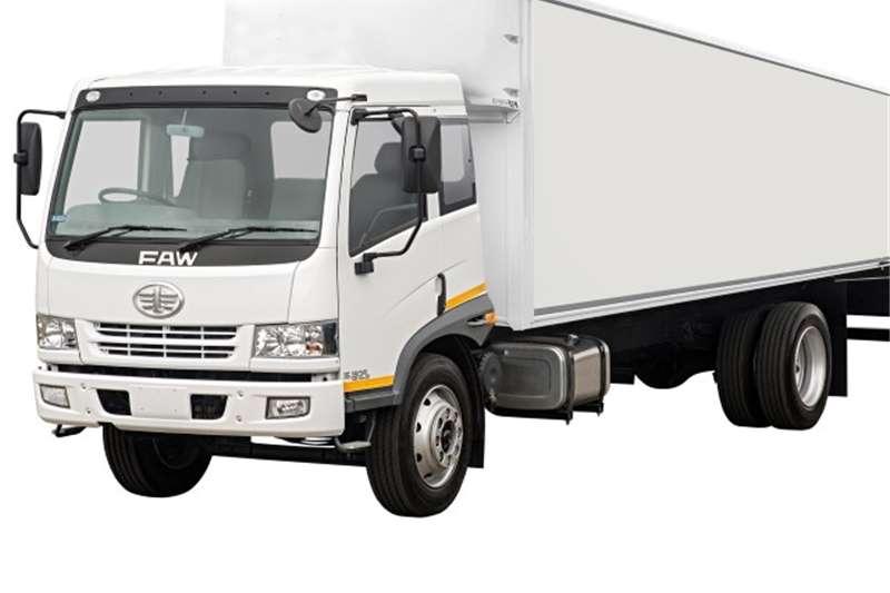FAW Van body 15.180FL(8Ton)C/CAB ONLY Truck