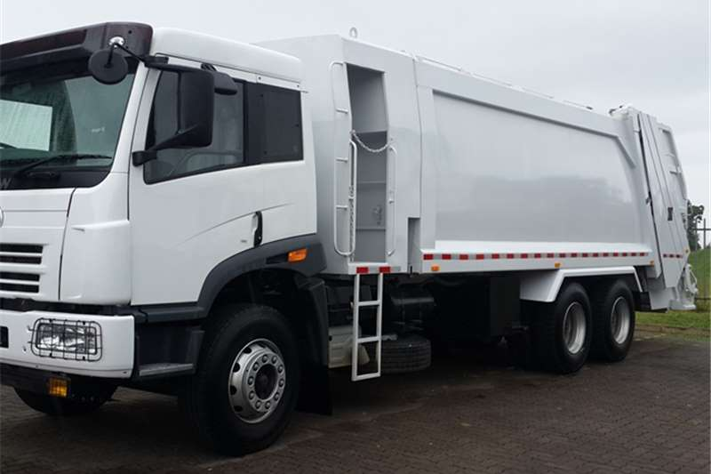 FAW Compactor 28.330FR - 21m3 Compactor Truck