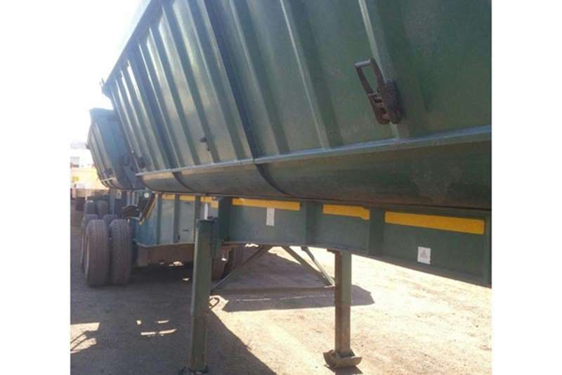 Top Trailer Side tipper Top Trailer Link Side Tip Trailers