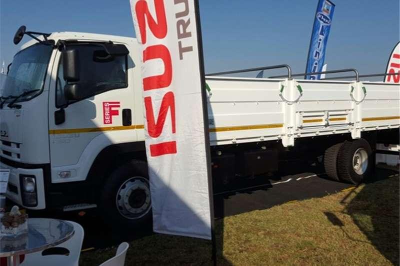 Isuzu Mass side FTR 850 AMT Grain Sides Truck