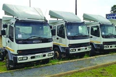 Isuzu GVR2300 Truck for sale