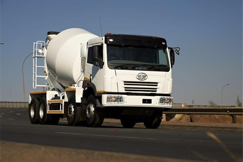 FAW Concrete mixer 35.340FC - 8m3 Mixer Truck