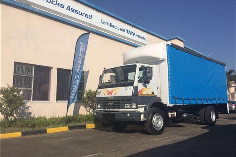 Tata Curtain side LPT1518 CURTAIN SIDER 8T Truck