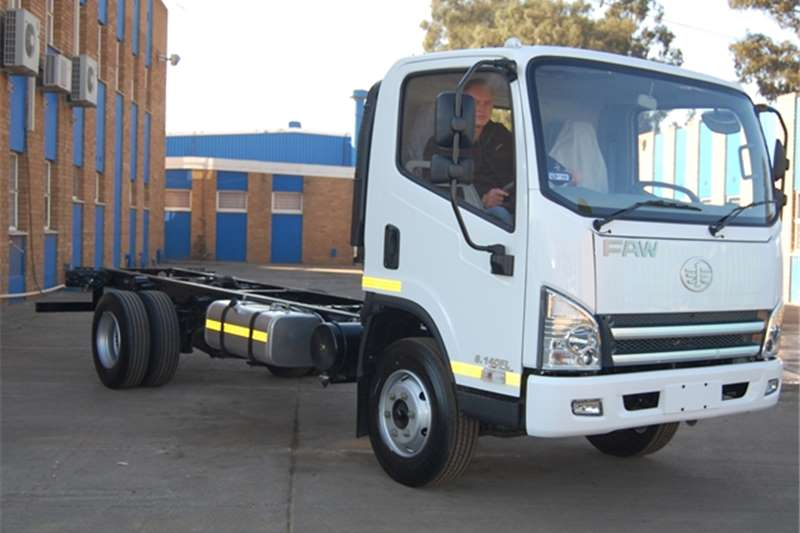 FAW Chassis cab 8.140 - 5 TON Truck