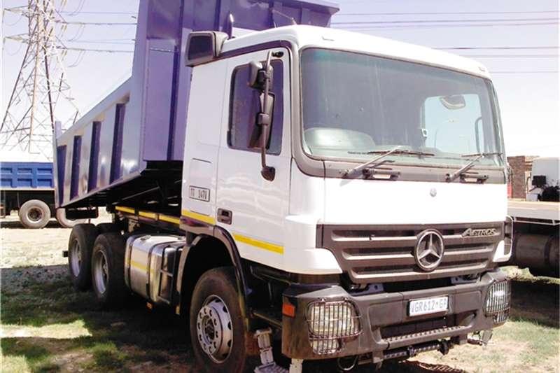 Mercedes Benz Tipper Actros 3340 10m3 Tipper Truck