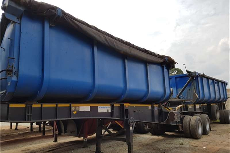Cargo Lite Side tipper Link Side Tipper Trailers