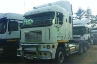 Freightliner Detroit 12.7- Truck