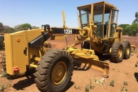 Caterpillar 120H ARTICULATED MOTOR GR Graders
