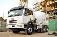 FAW Concrete mixer 33.330FC - 6m3 Mixer Truck