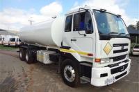 Nissan Water tanker UD440 WATER TANKER Truck