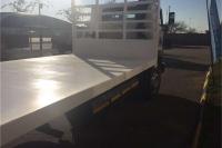 Tata Flat deck 2X LPT1518 FLATBED 8T Truck