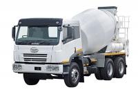 FAW Concrete mixer 33.330 - 6 Cu Mixer Truck