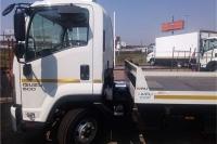 Isuzu Roll back FRR 600 AMT Rollback Demo Truck