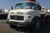 Mercedes Benz Crane truck Mercedes 1113 4X4 Truck