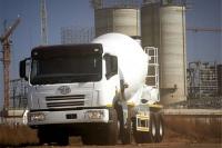 FAW Concrete mixer 35.340 - 8 Cu Mixer Truck