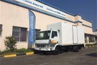 Tata Van body LPT 813 VAN BODY 4T Truck