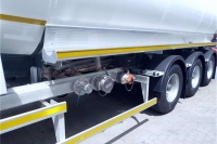 GRW Fuel tanker Tridem Semi 420000L 6Comp Trailers