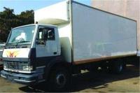 Tata Van body LPT1518 VAN BODY 8T Truck