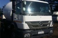 Mercedes Benz Mixer Axor 2628 Truck-Tractor