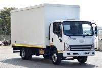 FAW Van body 8.140FL - Van Body Truck