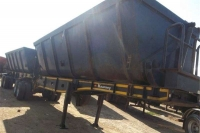Kearneys Side tipper Interlink Trailers