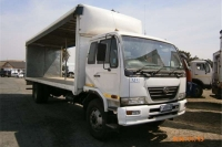 Nissan Curtain side UD95 Truck