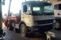 Mercedes Benz Skip bin loader Atego 1528 Truck