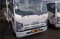 Isuzu Dropside NPR 400 AMT Comrades Demo Truck