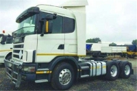 Scania double axle SCANIA R480 V8 6X4 T/T Truck-Tractor