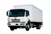 FAW Van body 16.240FL-8TON C/CAB ONLY Truck